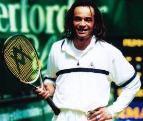 Yannick Noah ha vinto il Roland Garros nel 1983