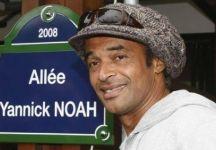 Davis Cup: Yannick Noah nuovo capitano della Francia