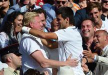 Finito il rapporto di collaborazione tra Novak Djokovic e Boris Becker