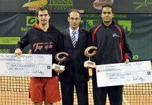 Challenger Ortisei: Successo finale di Rajeev Ram dopo una durissima lotta contro Jan Hernych