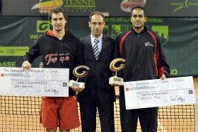 I finalisti del torneo di Ortisei - Foto Alex Runggaldier