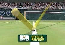 Wimbledon: I giocatori non hanno l'occhio di falco