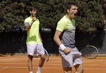 Masters 1000 Roma, doppio maschile: Ocleppo/Vavassori sconfitti all'esordio