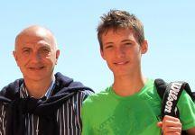 Julian Ocleppo sulle orme del padre. Vince ad Amman e scala il ranking Under 18
