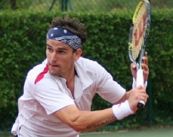 Guillermo Olaso nella foto
