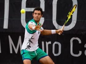 Goncalo Oliveira - (Foto di Antonio Milesi)