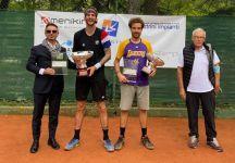 Milanino Sporting Club | Il Trofeo Lineastile a Speronello e Giovine: la prima volta dell'Open è già un successo