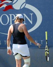 Romina Opradi, classe 1986, best ranking n.46 (2006).