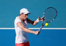 La difficile situazione di Romina Oprandi. Romina ha giocato da infortunata all'Australian Open