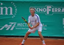 """Giovanni Oradini vola negli USA: """"vado al College per diventare un tennista professionista"""""""