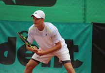 """Intervista a Giovanni Oradini:  """"La mia esperienza al College mi sta migliorando come uomo e come tennista!!"""