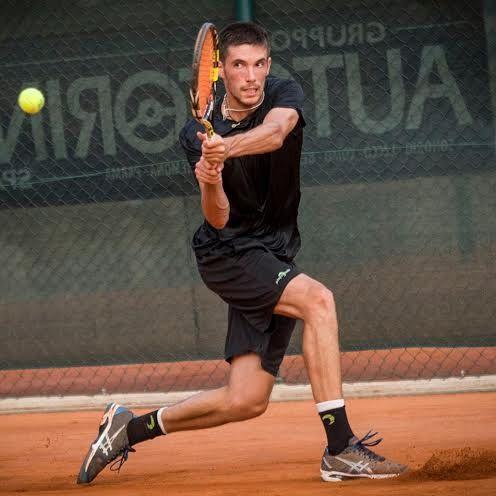 Fabrizio Ornago nella foto