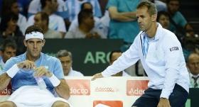 """Daniel Orsanic: """"Non ho mai insitito perché Del Potro giocasse la Coppa Davis"""