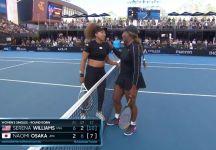 Serena Williams ha battuto Naomi Osaka nell'esibizione di Adelaide (Con il video dell'evento)