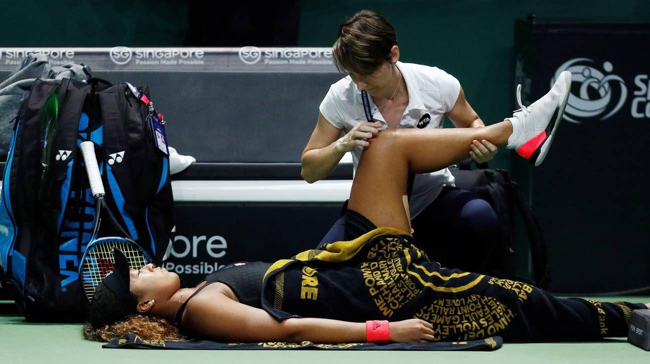Risultati dalle WTA Finals di Singapore