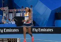 Video del Giorno: Naomi Osaka fa ace a Roger Federer