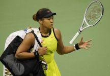 Naomi Osaka rinuncia al torneo di Indian Wells