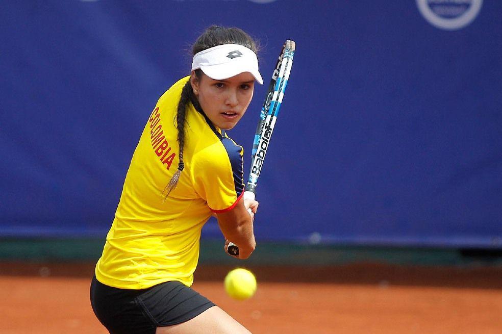 Maria Camila Osorio Serrano nella foto