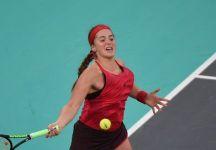 Jelena Ostapenko ed il record di Miami