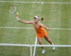 Melanie Oudin classe 1991, n.129 WTA