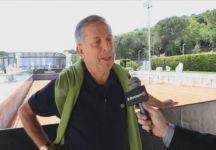 """Sergio Palmieri parla del torneo Next Gen di Milano: """"I match senza i giudici di linea. È una sperimentazione che si farà a Cincinnati"""""""