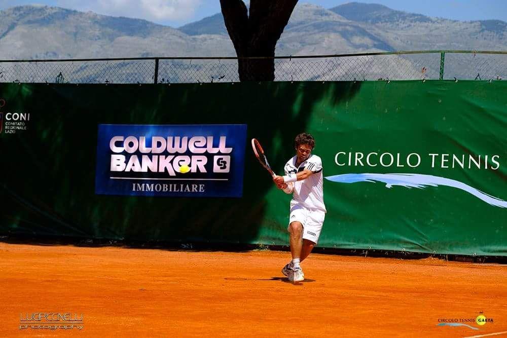 Andrea Paciello nella foto