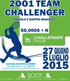 Dal 27 giugno si giocherà il torneo di Padova