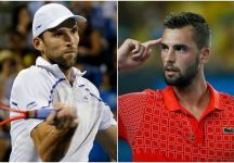 Paire e Karlovic litigano a Washington