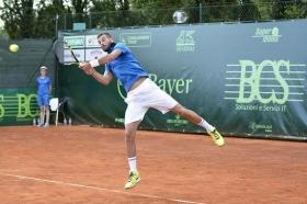 Benoit Paire, prima testa di serie del torneo, esordirà con lo spagnolo Checa-Calvo (foto Makers)