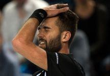 Benoit Paire scopre dalla TV che il torneo di Sao Paulo si giocava quest'anno all'aperto