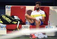 """Benoit Paire continua ad essere """"tranquillo"""" in campo: """"Penso sia normale rompere alcune racchette, questa è la vita, questo è anche il tennis"""""""