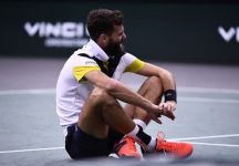 Lo show di Benoit Paire a Washington. Il francese distrugge tre racchette (Video)