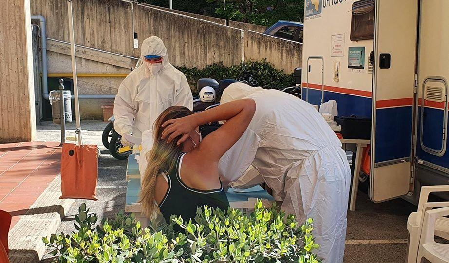 WTA Palermo: Iniziati i tamponi alle tenniste