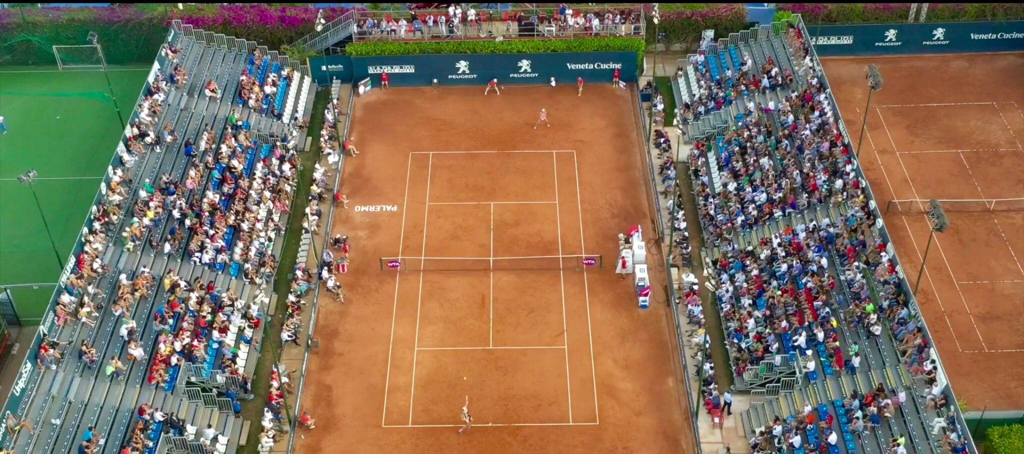 WTA Palermo: wta proroga di una settimana il termine per le iscrizioni