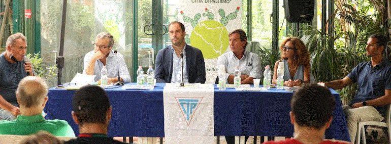Presentato il VII° Torneo Internazionale giovanile Città di Palermo