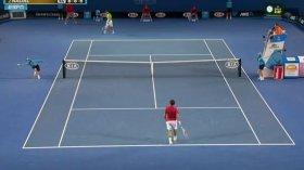 Evento curioso accaduto nella prima semifinale dell'Australian Open 2012