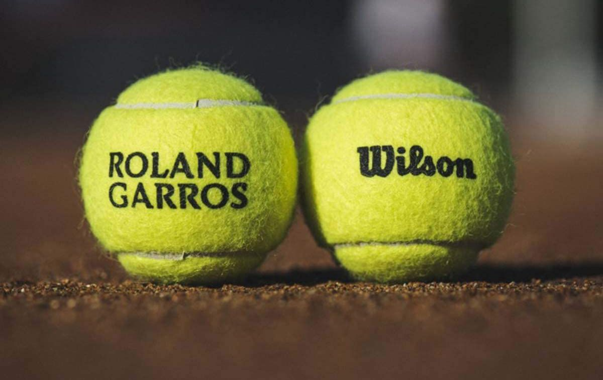 La palla 2020 di Roland Garros