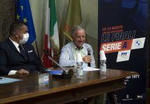 """Serie A1 e ATP Challenger Todi: La conferenza stampa. Palmieri """"In campo i migliori a Todi. Sarà grande successo"""""""