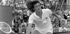 Adriano Panatta vincitore del Roland Garros 1976