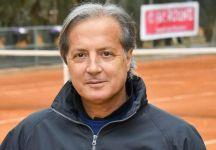 """Apre i battenti l'VIII torneo internazionale di Roma Claudio Panatta: """"Il sogno è organizzare un torneo challenger"""