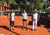 """Vittorio Magnelli allo Junior Tennis Perugia: """"Matilde Paoletti ha tutte le potenzialità per diventare una giocatrice di alto livello"""""""