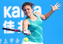 WTA Bucharest: I risultati Live del Day 2. Out Jasmine Paolini