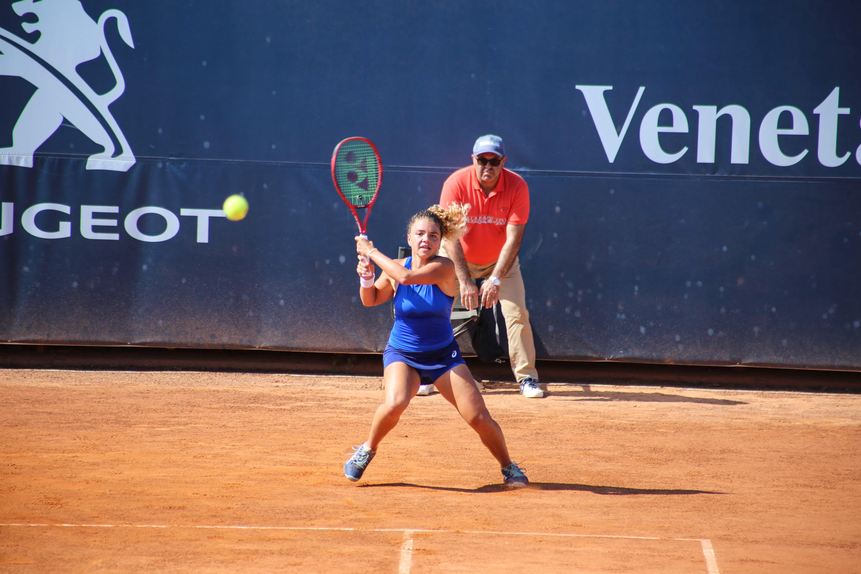 Jasmine Paolini classe 1996 e n.142 WTA
