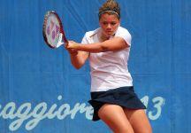ITF Locri: Jasmine Paolini è in finale. Fuori la Di Sarra