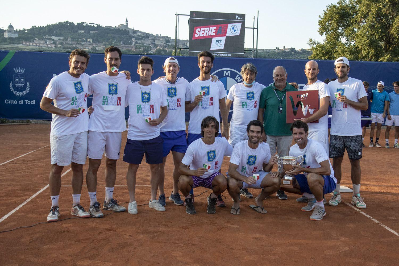 Premiazione Park Tennis Club Genova - Foto Marta Magni