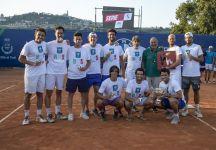 """Finali Serie A1 BMW: Park Tennis Club Genova Campione D'Italia. Sconfitto Forte Dei Marmi nella finale di Serie A1. Mager: """"che gioia, questa squadra per me e' una famiglia"""""""