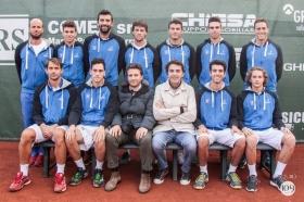 La squadra del Park Genova
