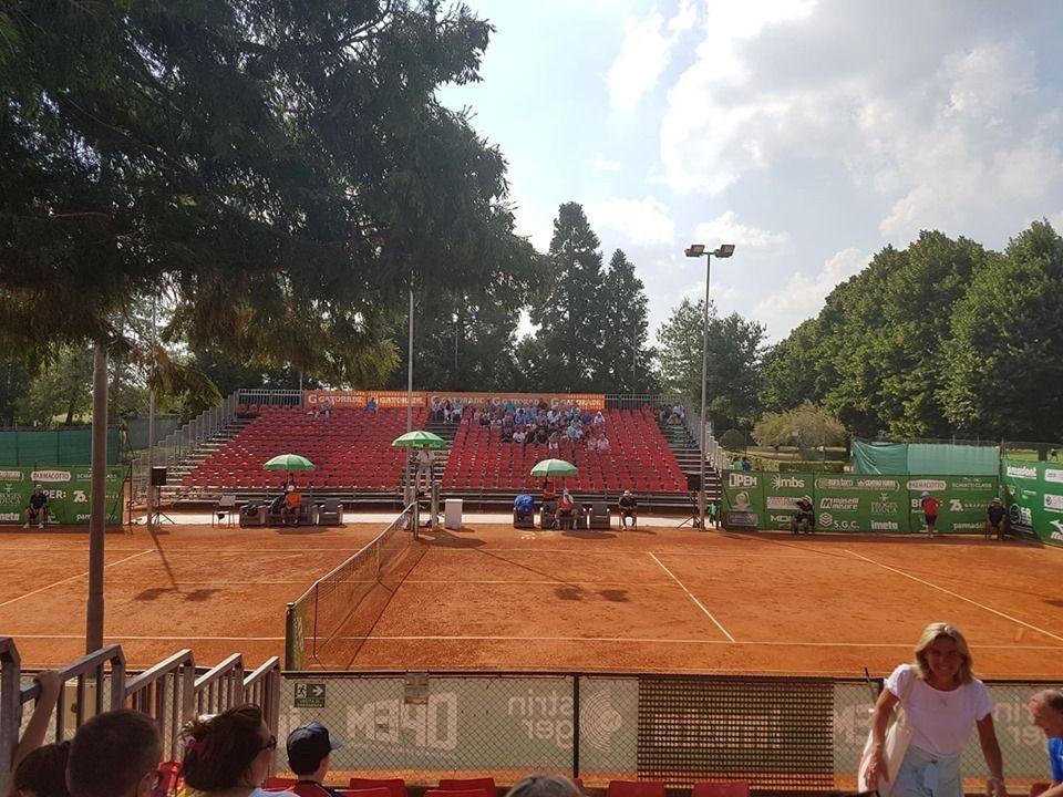 Il Campo Centrale del Challenger di Parma