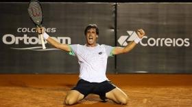 Guido Pella classe 1990, n.42 ATP
