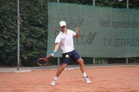 Andrea Pellegrino classe 1997, n.561 del ranking Under 18